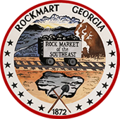 Rockmart City Logo